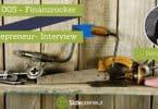 Interview mit dem Unternehmen Finanzrocker