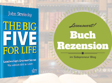 Business-Buch: The Big Five for Life