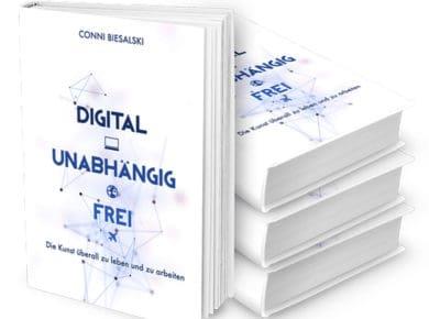 Buchrezension: Ebook Unabhängig und Frei