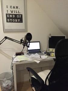 Sidepreneur Podcast Studio
