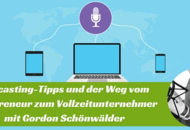 Podcasting-Gordon