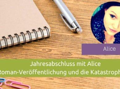 Podcast: Interview mit Alice über Ihre Erfahrungen und Ihrer Buchveröffentlichung
