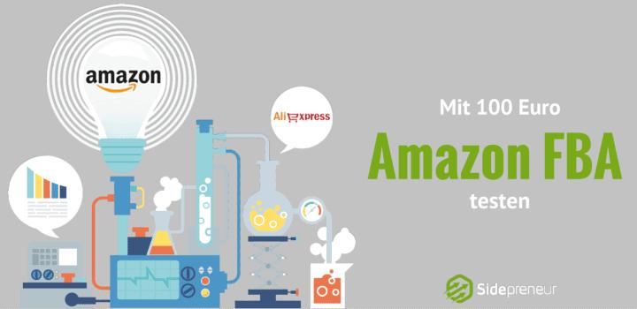 Mit 100 Euro Amazon Fba Testen So Gehts