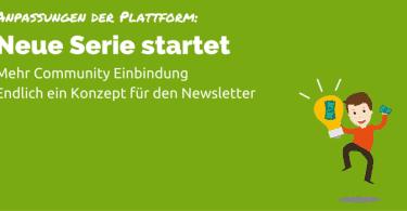 Anpassungen der Sidepreneur-Plattform