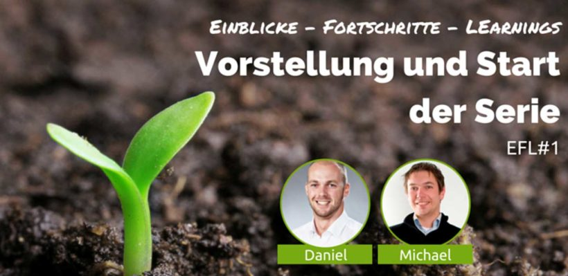 Podcast: Einblicke - Fortschritte - Learnings: Start der neuen Business Update-Serie