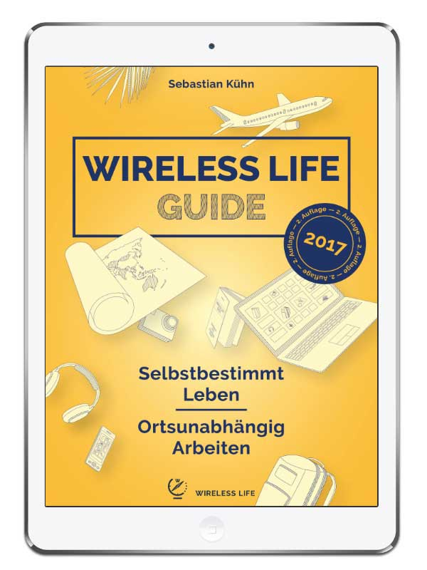 Wireless Life Guide Book Cover