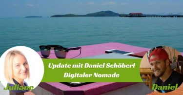 Interview mit dem digitalen Nomaden Daniel Schoeberl