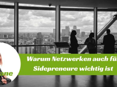 Warum Networking auch für Sidepreneure wichtig ist