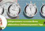 Tipps zum Zeitmanagement für Sidepreneure