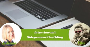 Interview mit Sidepreneur Tim Ehling