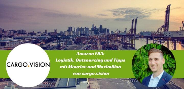 Amazon FBA Logistik Cargo Vision
