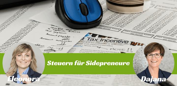 Steuern Interview Mit Eleonore Weber Sidepreneur
