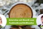 Interview mit Henrik Roth von BeWooden Fashionbrand