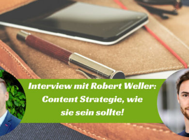 Robert Weller im Interview