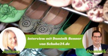 Interview mit Dominik Benner von Schuhe24.de