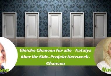 Gleiche Chancen für alle - Netzwerk Chancen