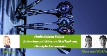Interview mit Kira und Raffael von Lifestyle Astronauts