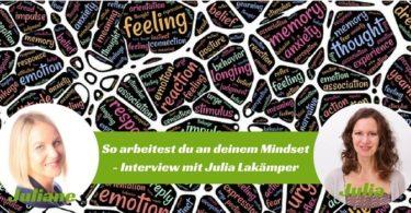 Das richtige Mindset und Money Mindset - Interview mit Julia Lakämper