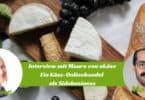 Interview mit Sidepreneur Mauro Ducaro von okäse