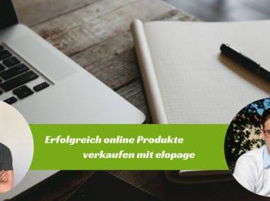erfolgreich online produkte verkaufen mit elopage