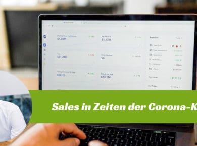 Sales in der Krise