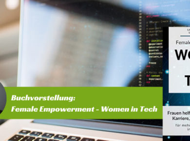 Female Empowerment Women in Tech Sabrina von Nessen