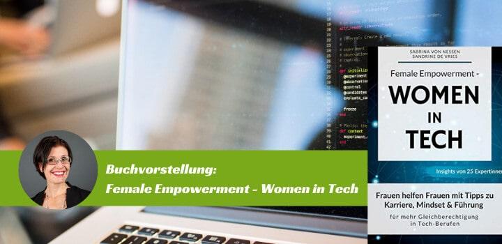 Female Empowerment Women in Tech Sabrina von Nessen