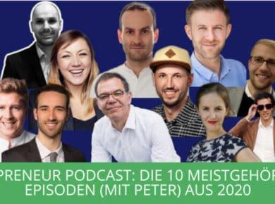 Sidepreneur Podcast Top Folgen