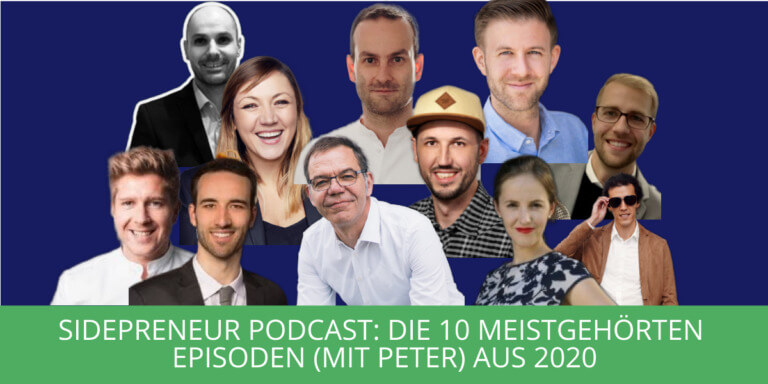 Sidepreneur Podcast Top Folgen